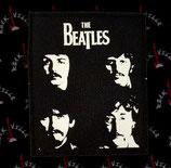 Нашивка катаная Beatles