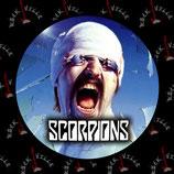 Значок Scorpions 1