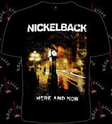 Футболка Nickelback