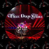 Значок Three Days Grace 5