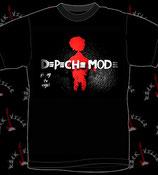 Футболка Depeche Mode 2