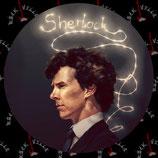 Наклейка Sherlock 1
