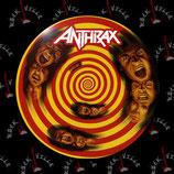 Значок Anthrax 1