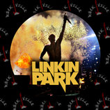 Значок Linkin Park 9