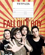 Тетрадь Fall Out Boy 2