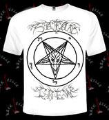 Футболка Pentagram (Satan Crew) (white)