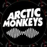 Наклейка Arctic Monkeys 1