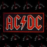 Термонашивка AC/DC