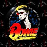 Значок David Bowie 3