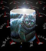 Кружка Cheshire Cat