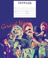 Тетрадь Gerard Way 2