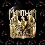 Значок Manowar 3