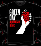 Футболка Green Day 3
