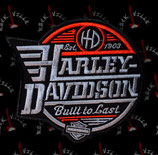 Нашивка Harley Davidson 3