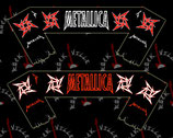Шарф Metallica 2