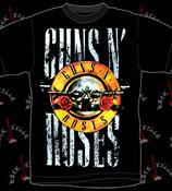 Футболка Guns'n'Roses 6