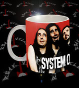 Кружка System Of A Down 3