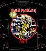 Футболка Iron Maiden 6