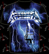 Футболка Metallica 16 тотальная
