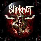 Значок большой Slipknot 2
