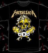 Футболка Metallica 13
