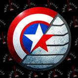 Значок Captain America