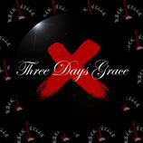 Значок Three Days Grace 7