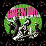 Значок Green Day 11