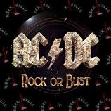 Значок AC/DC 9