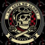 Наклейка Skull 2