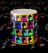 Кружка Beatles 8