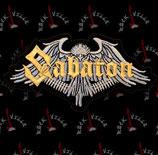 Нашивка Sabaton