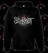 Толстовка на молнии Slipknot Pentagram