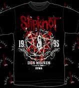 Футболка Slipknot 7