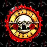 Значок Guns'n'Roses 2