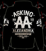 Толстовка Asking Alexandria