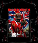 Футболка Iron Maiden 5