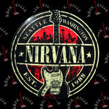 Значок Nirvana 21