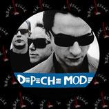 Значок Depeche Mode 2