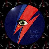 Значок David Bowie 5