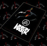 Обложка на паспорт Linkin Park
