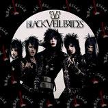 Значок Black Veil Brides 7