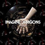 Значок Imagine Dragons 10