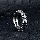 Кольцо Череп 5