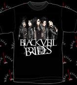 Футболка Black Veil Brides 5