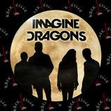 Значок Imagine Dragons 6