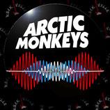 Значок большой Arctic Monkeys 1