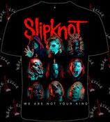 Футболка Slipknot 8