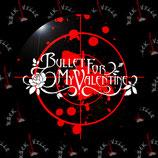 Значок Bullet For My Valentine 5