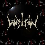 Значок Watain 1